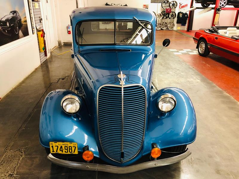 1937 Ford F-100 5