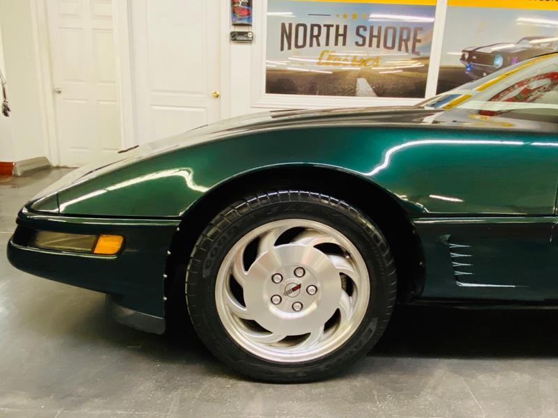 1995 Chevrolet Corvette 14