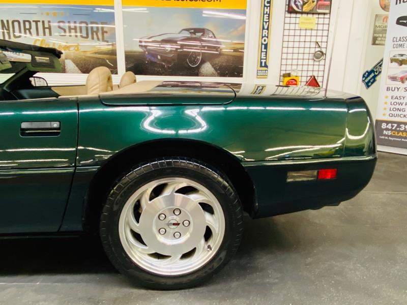 1995 Chevrolet Corvette 17
