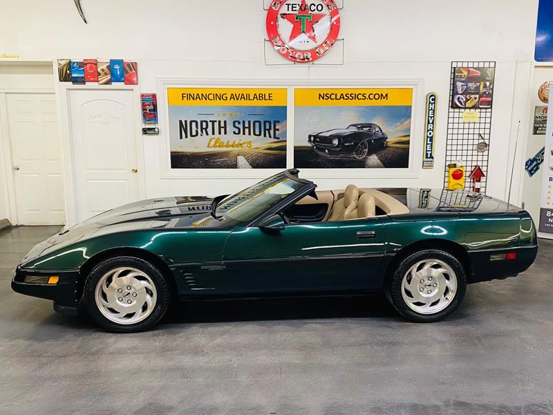 1995 Chevrolet Corvette 10