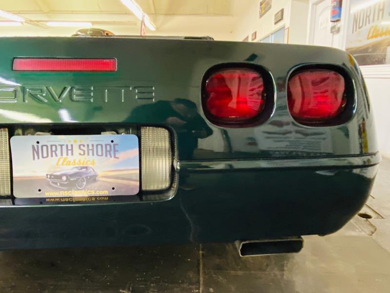 1995 Chevrolet Corvette 18