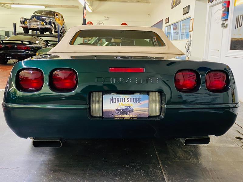 1995 Chevrolet Corvette 8