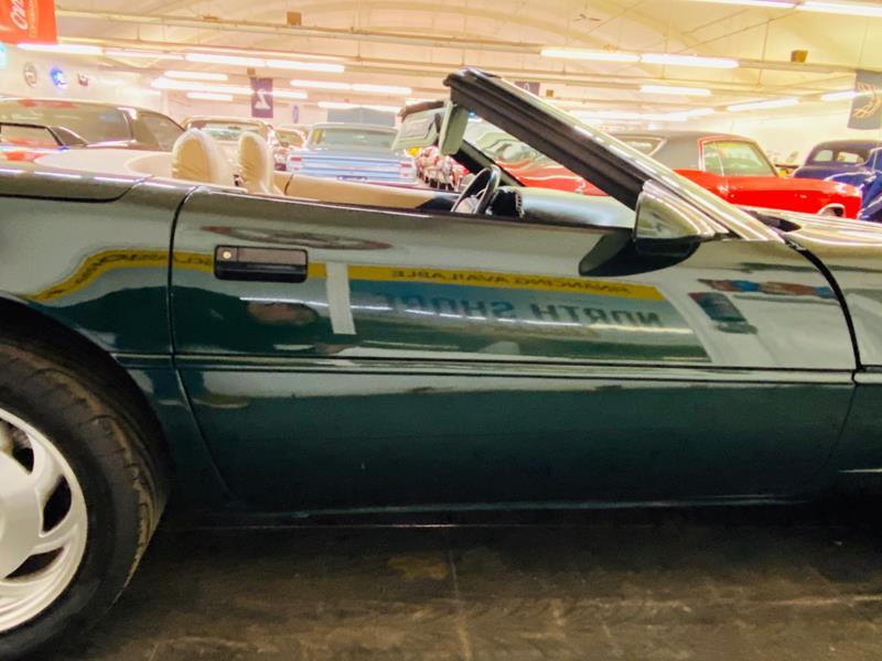 1995 Chevrolet Corvette 21