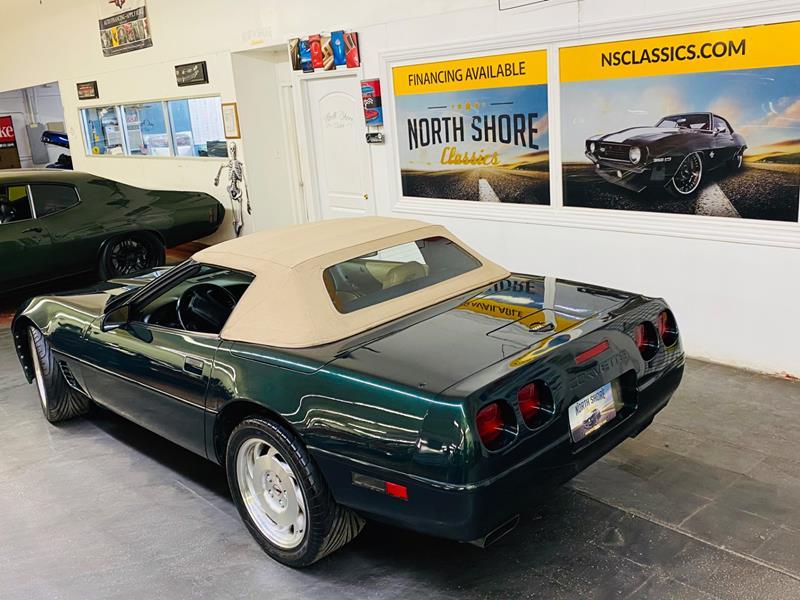 1995 Chevrolet Corvette 6