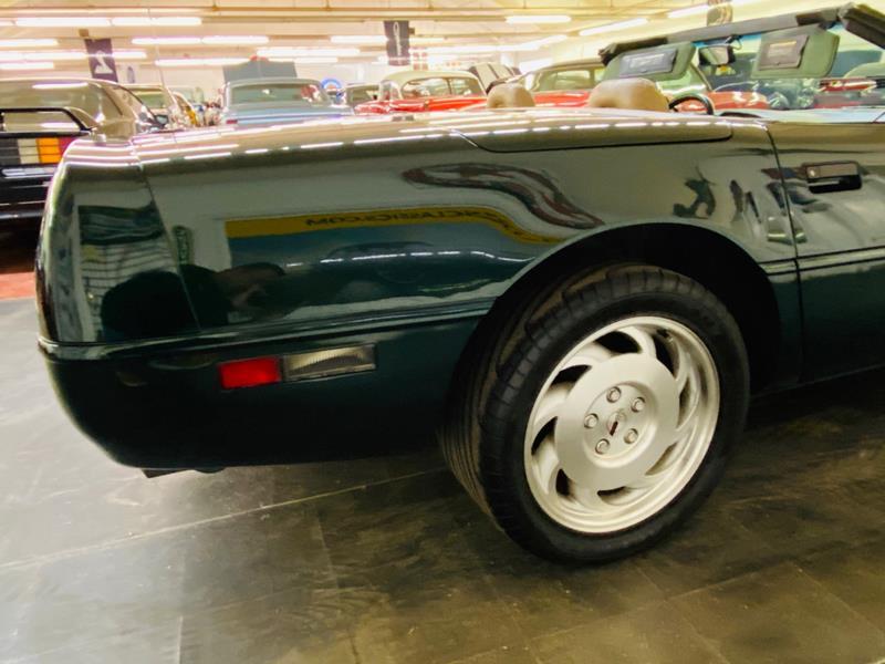 1995 Chevrolet Corvette 20