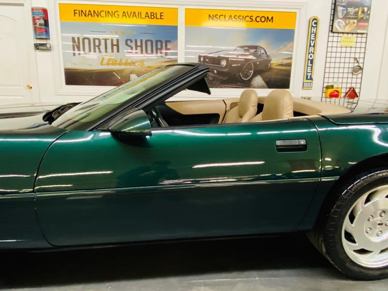 1995 Chevrolet Corvette 16