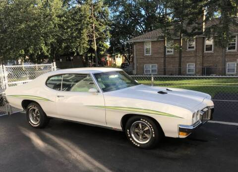 1970 Pontiac Le Mans for sale in Mundelein, IL