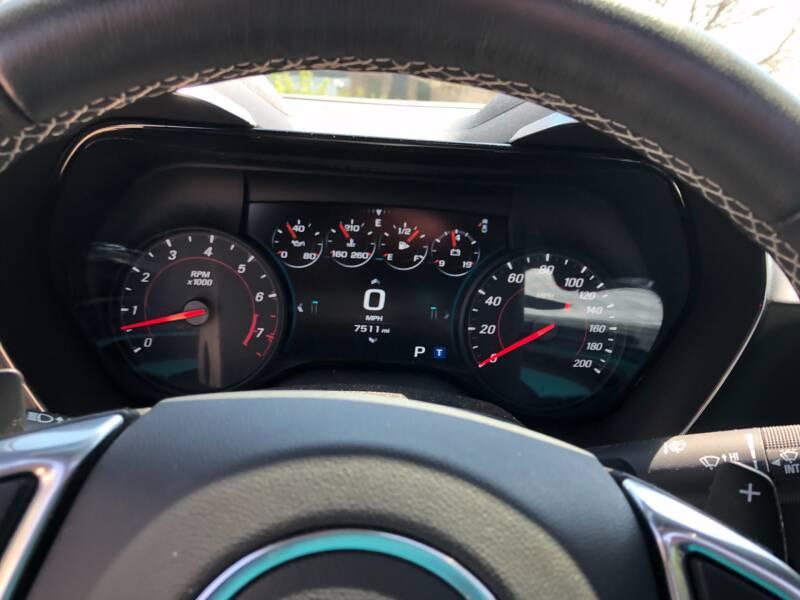 2016 Chevrolet Camaro 7