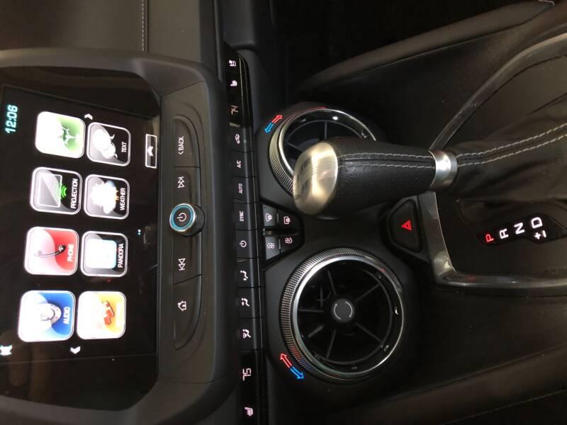 2016 Chevrolet Camaro 15
