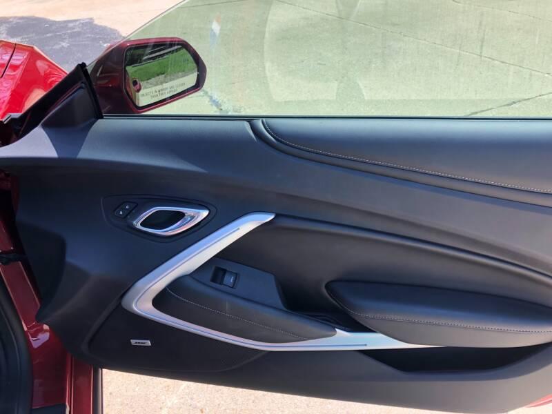 2016 Chevrolet Camaro 13