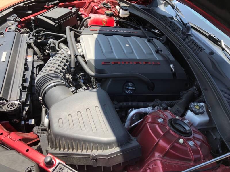 2016 Chevrolet Camaro 17