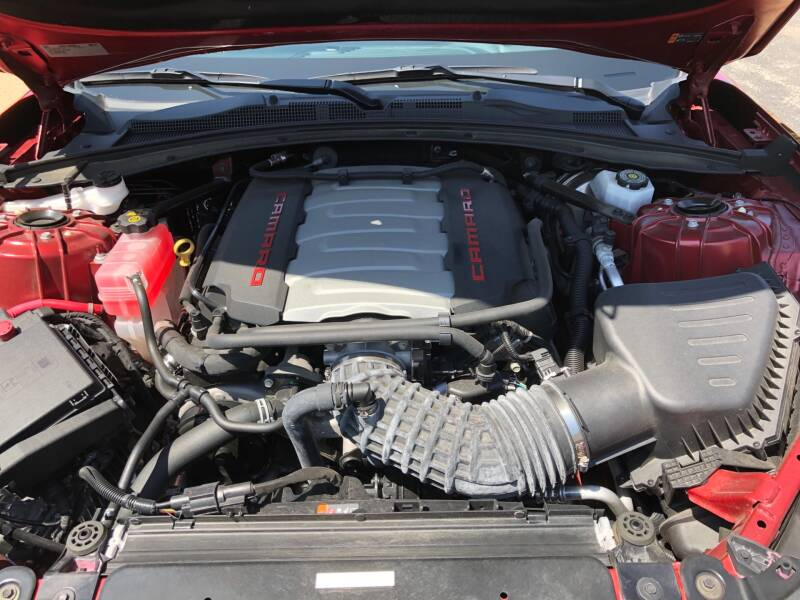 2016 Chevrolet Camaro 16