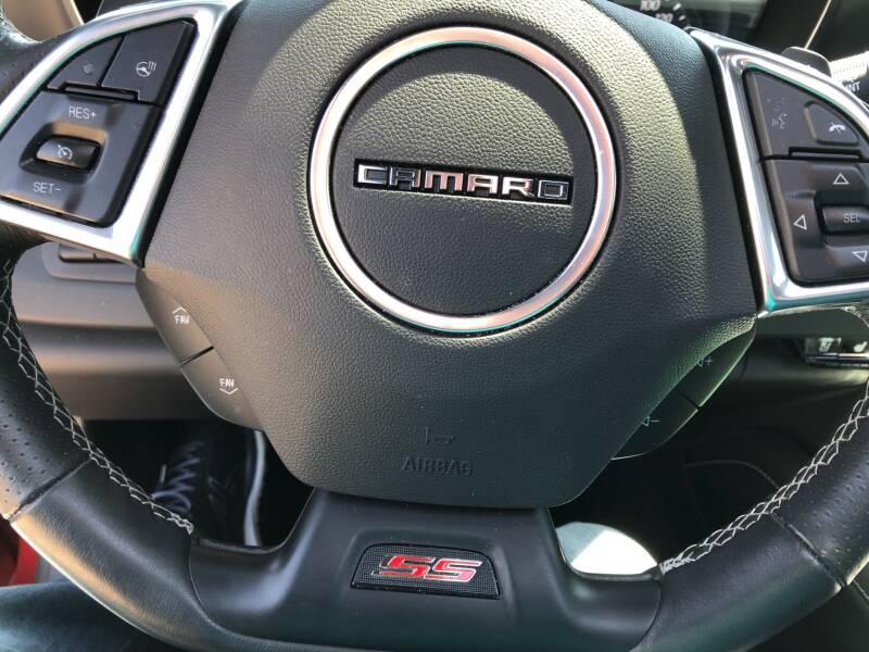2016 Chevrolet Camaro 8