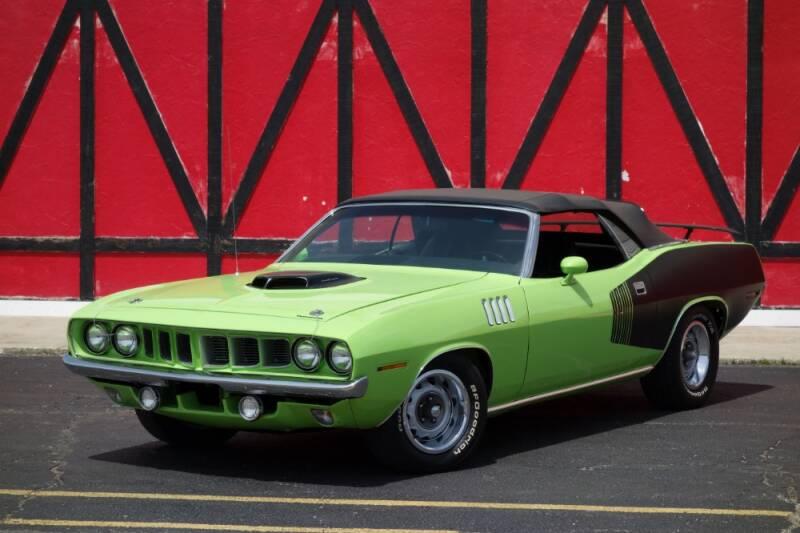 1971 Plymouth Barracuda / Cuda 1