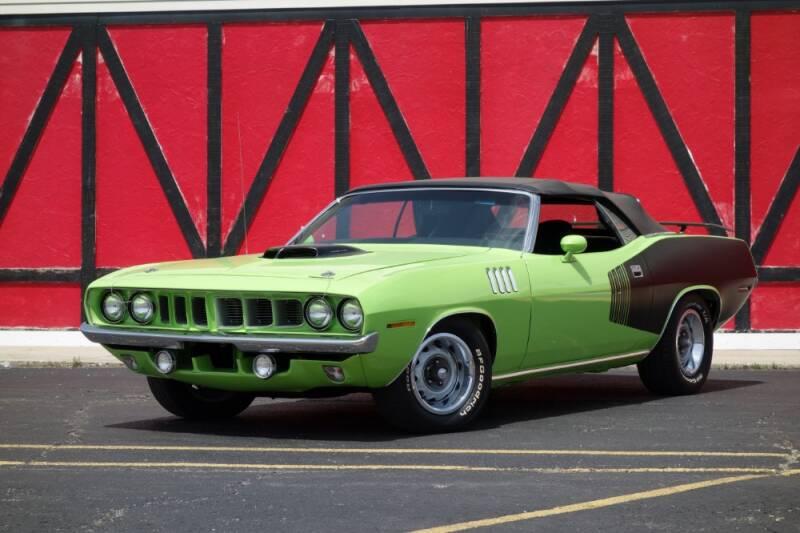 1971 Plymouth Barracuda / Cuda 2