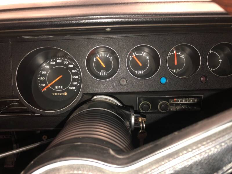1971 Plymouth Barracuda / Cuda 17