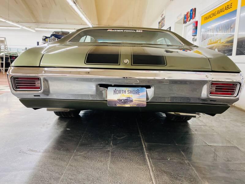 1970 Chevrolet Chevelle 13