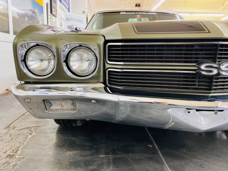 1970 Chevrolet Chevelle 22