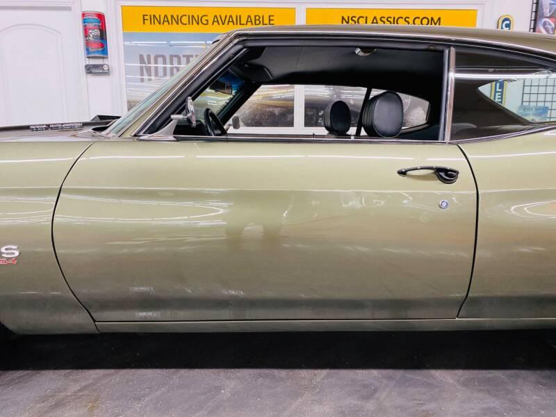 1970 Chevrolet Chevelle 18