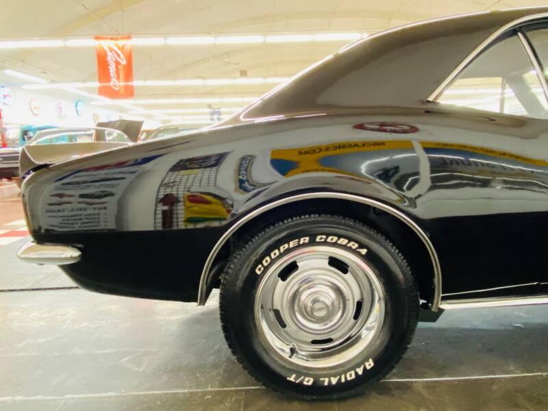 1967 Chevrolet Camaro 23