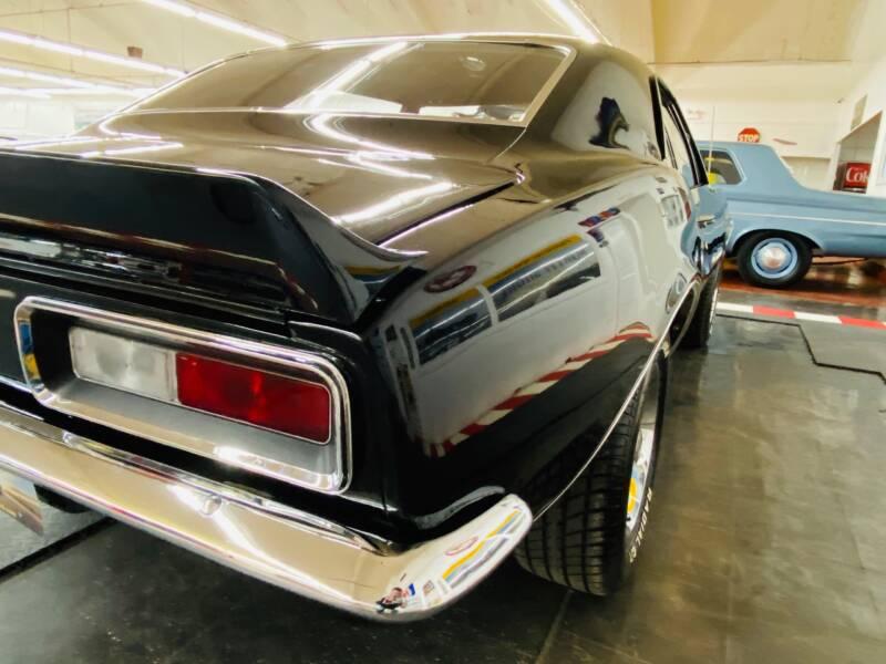 1967 Chevrolet Camaro 29
