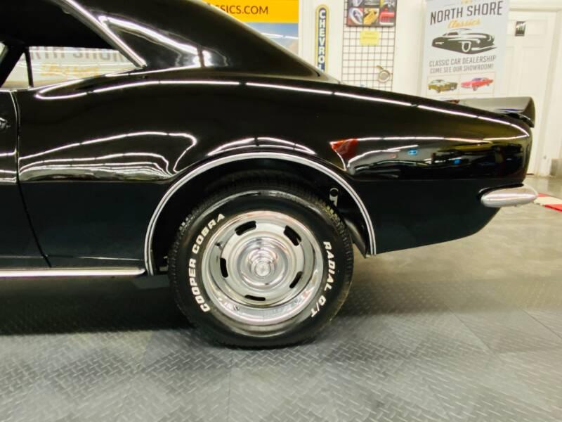 1967 Chevrolet Camaro 22