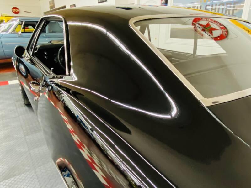 1967 Chevrolet Camaro 27