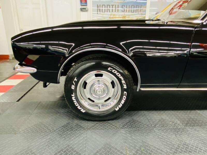 1967 Chevrolet Camaro 19