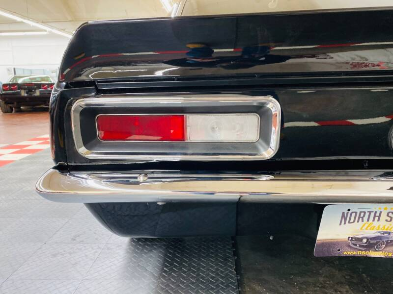 1967 Chevrolet Camaro 12