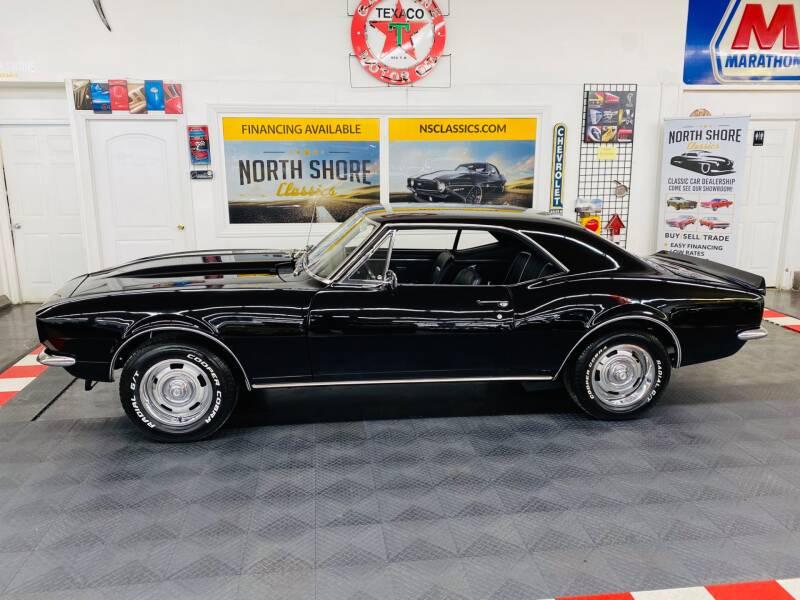 1967 Chevrolet Camaro 3