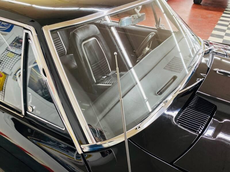 1967 Chevrolet Camaro 16