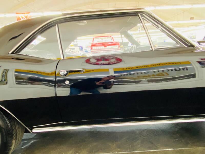 1967 Chevrolet Camaro 24