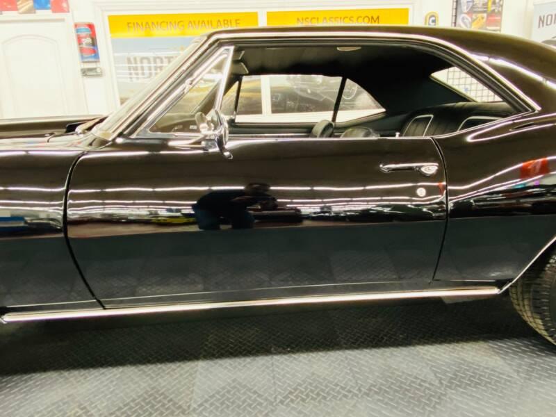 1967 Chevrolet Camaro 20