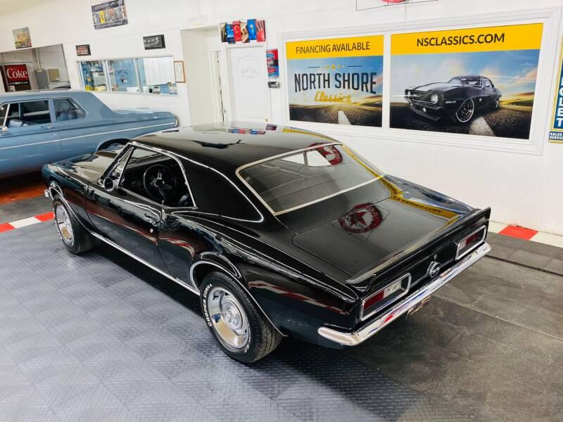 1967 Chevrolet Camaro 4