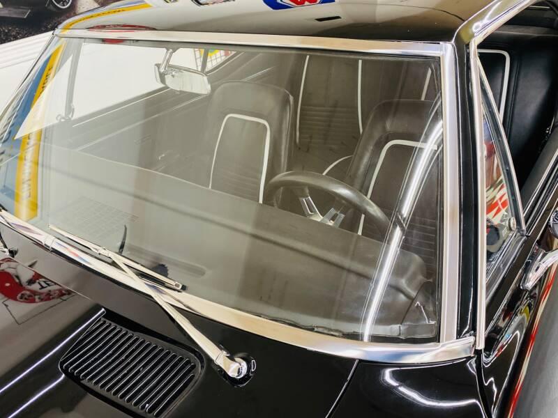 1967 Chevrolet Camaro 15