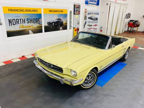 1965 Ford Mustang for sale at North Shore Classics in Mundelein IL