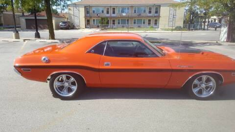 1970 Dodge Challenger for sale at North Shore Classics in Mundelein IL