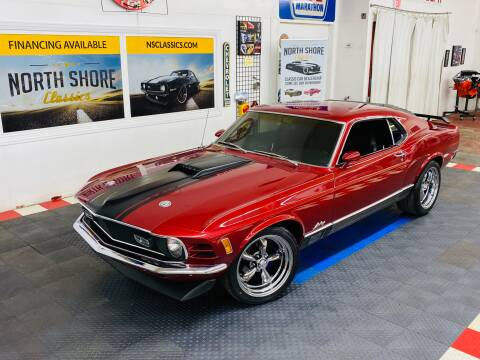 1970 Ford Mustang for sale at North Shore Classics in Mundelein IL