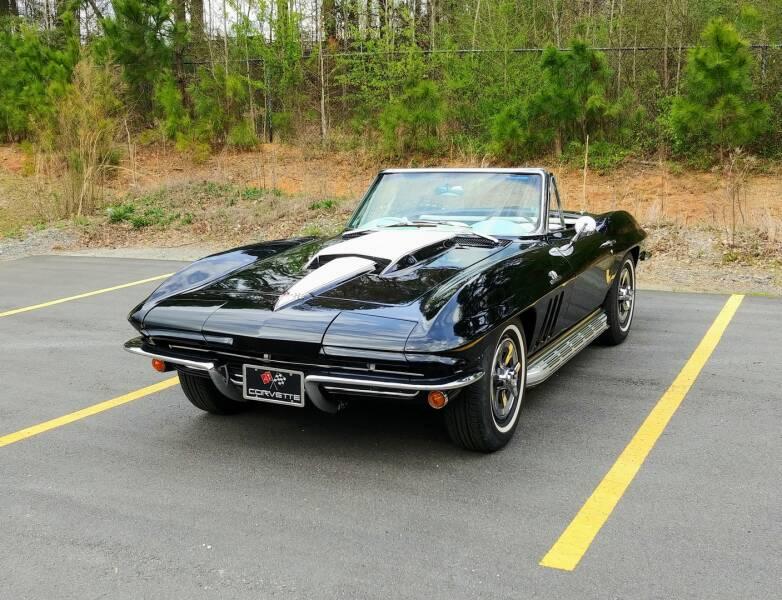 1965 Chevrolet Corvette 2