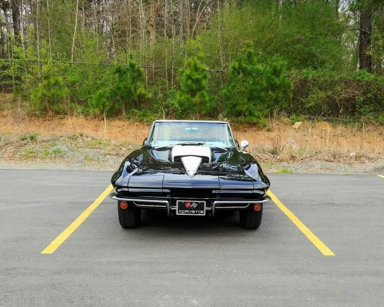 1965 Chevrolet Corvette 6