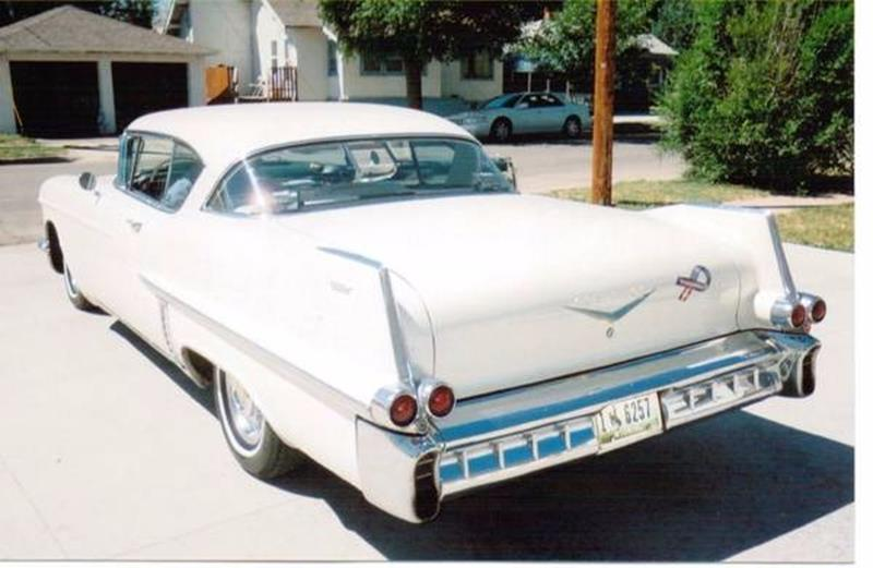 1957 Cadillac DeVille 3