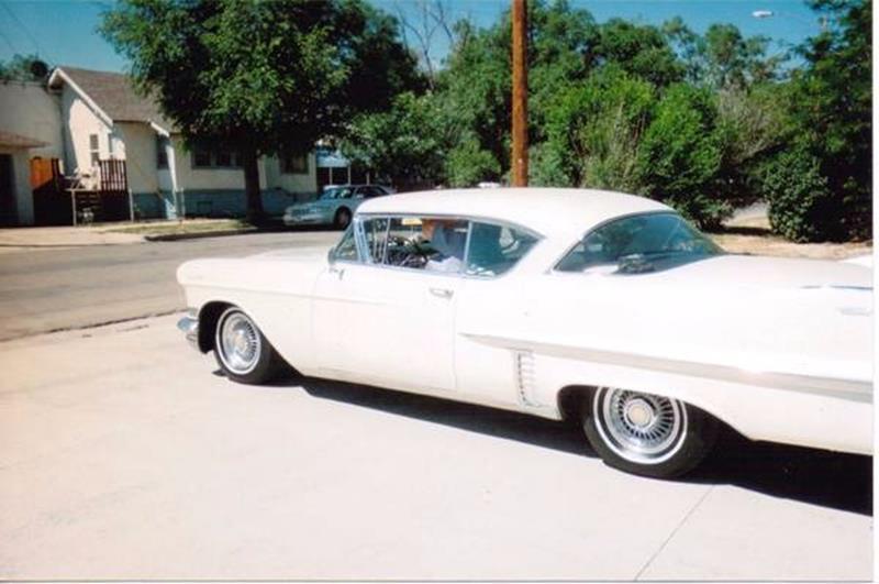 1957 Cadillac DeVille 6