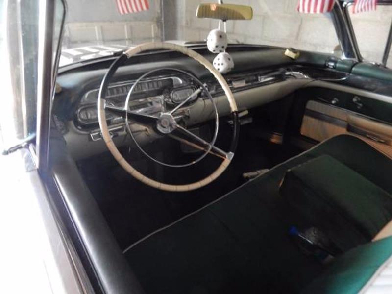 1957 Cadillac DeVille 9