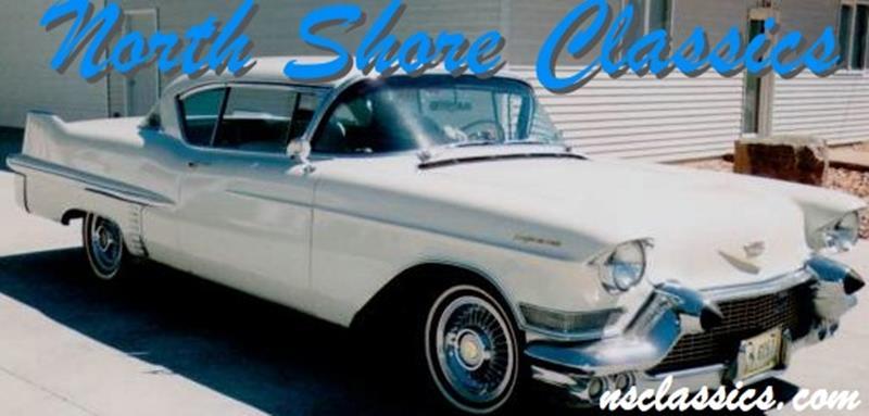1957 Cadillac DeVille 1