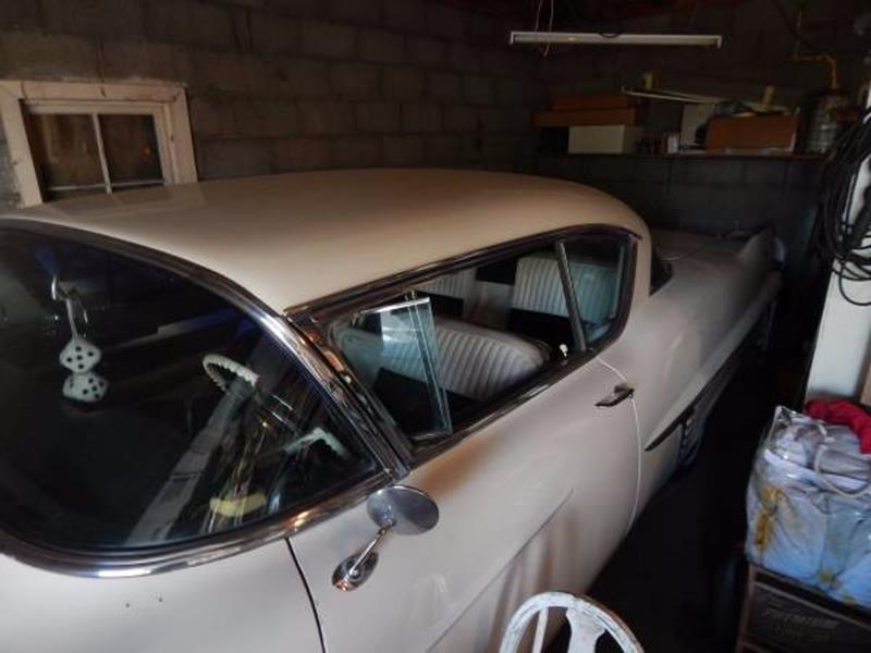 1957 Cadillac DeVille 2