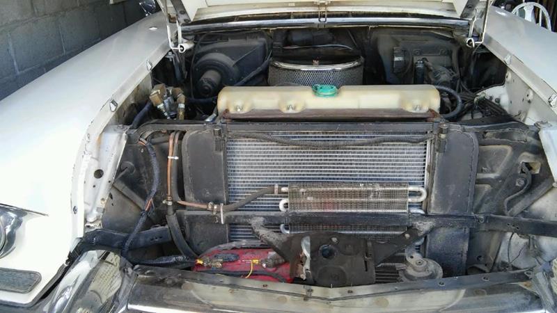 1957 Cadillac DeVille 12