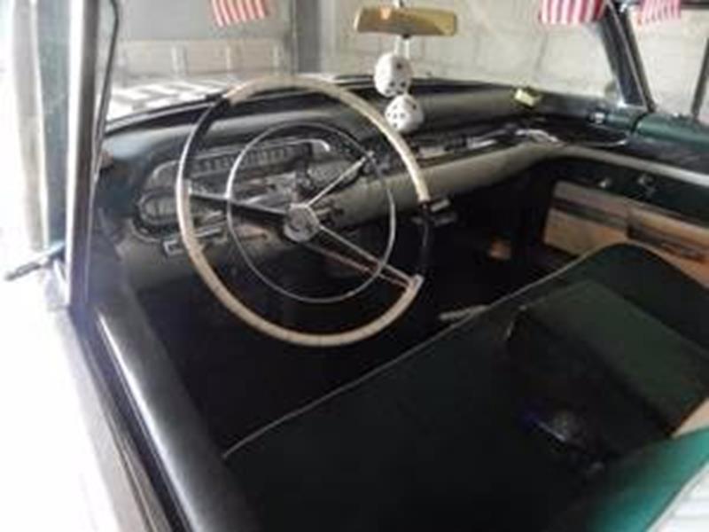 1957 Cadillac DeVille 19