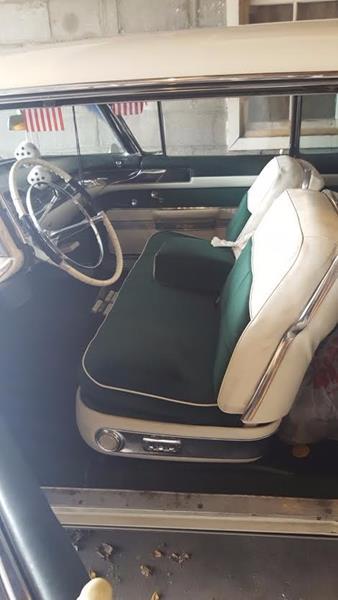 1957 Cadillac DeVille 23