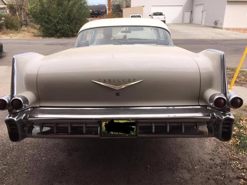 1957 Cadillac DeVille 27