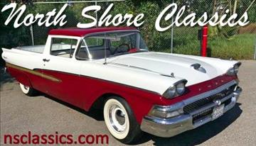 1958 ford ranchero for sale in mundelein il - 1958 Ford Ranchero For Sale